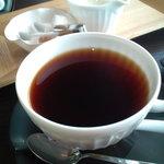 スカイツリー ビュー レストラン&バー 簾 - コースのコーヒー