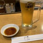 江南 - 生ビール