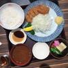 とんかつ稲 - 料理写真:とんかつ定食 968円