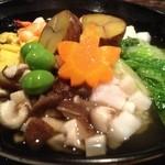 割烹たけ - 2012黄金丼:江戸の骨董飯