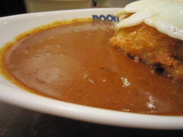 CURRYSHOP BOON - コクのある濃厚カレー。  辛味もしっかりありますよ。