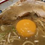 東京煮干し らーめん玉 -