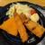北の味紀行と地酒 北海道 - 料理写真:日替わり定食(ミックスフライ)