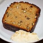セルサルサーレ - サワードウブレッドと発酵バター