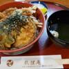 狐狸庵 - 料理写真:天丼とお吸物