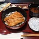 日本橋 玉ゐ - 穴子丼