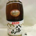 福来屋酒店 - 八海山本醸造 1杯 320円