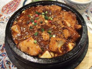 胡椒饅頭PAOPAO - 石焼マーボーチャーハン