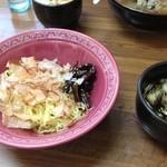 勇成ラーメン - 和風つけ麺