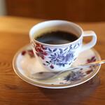 ビーンズハート - ドリンク写真:本日のコーヒー ブラジル☆