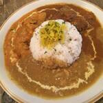 ミナミカレー - 料理写真:ミナミカレー (Minami Curry)