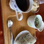 カフェテリア・ハーブ - 料理写真:
