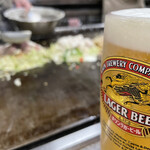 159431734 - やっぱりビールは欠かせません