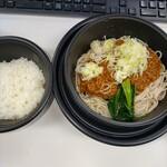 小諸そば  - 料理写真:鴨肉カレー蕎麦