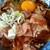 げんき家 - 料理写真:一味on肉煮そば