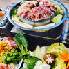 SOL BANGKOK - 料理写真:ムーガタ鍋、タイの焼肉鍋