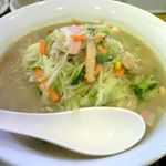 リンガーハット - 料理写真:長崎ちゃんぽん・麺2倍