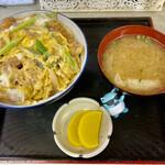 柳屋食堂 - 料理写真:カツ丼 です