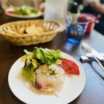 ラ ペッシュ - 前菜