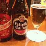 15946443 - スペインビールも飲めます!