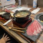 近江牛専門店 万葉 まえだ亭 -