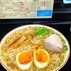みずさわ屋 - 料理写真:煮卵入り中華そば