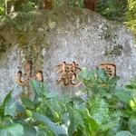 山麓園 - 2012.11 入口の医師の看板