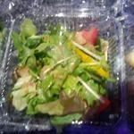 手作りピッツァ・お惣菜ルーティーン - サラダ