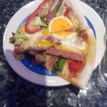手作りピッツァ・お惣菜ルーティーン - ピザ