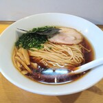 ラーメン ABE's - 料理写真:醤油ラーメン