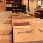 アルカレート - 2012-11-18撮影。テーブル席