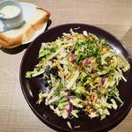 キッチンリブス - 料理写真:チャイニーズチキンサラダ 1,050円