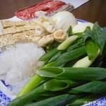 モリタ屋 - お野菜とお肉