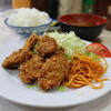 グリルキムラ - 料理写真:もち豚ヘレカツ定食(800円)