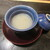 汐見 - 料理写真:先付けの「蕎麦湯」