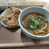 太常うどん - 料理写真:かけうどん450円+天ぷら各150円