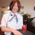 ジュノー - ジュノーオリジナルドリンク プルーンジュースを考案しいたスタッフさん 2 【 2012年11月 】11