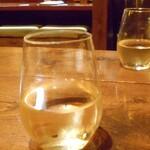 旬菜 籐や - グラスワイン(白)