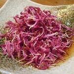 旬菜 籐や - かきのもと酢
