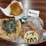 ヘルメス - 料理写真:購入したパン