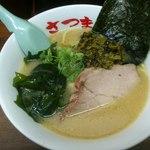 15951063 - 高菜ラーメン¥700