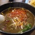 杏'S - 黒担担麺です