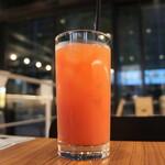 ロイヤルステーキ - ブラッドオレンジジュース