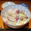 京すし - 料理写真:さばとかんぱちのはーふ丼