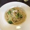 al Ceppo - 料理写真:ブロッコリーとホタテのアンチョビソース