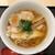 超純水採麺 天国屋 - 料理写真:鶏醤油らぁめん(950円)