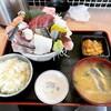 魚と肴 とおるの台所 - 料理写真:刺身定食(魚増し)    ¥1,500-