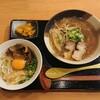 らーめん もり - 料理写真:徳島丼・中華そば