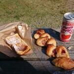 かまパン&ストア - 料理写真:買ったもの