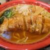 万世麺店 - 料理写真:パーコー麵(880円)